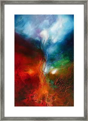 Alliance Framed Print by Bielen Andre
