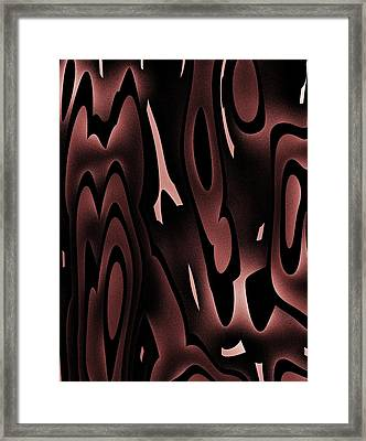 Allido Framed Print