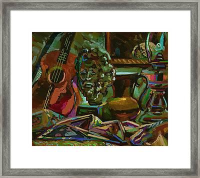 Almeria Framed Print