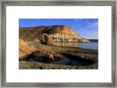 Almeria Framed Print by Lucas Vallecillos