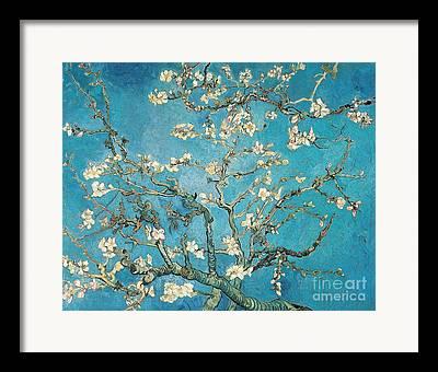 Vangogh Paintings Framed Prints