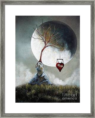 Almost Better By Shawna Erback Framed Print by Shawna Erback
