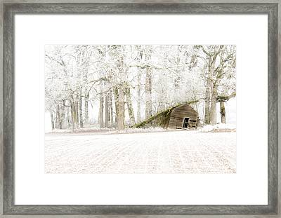 Almost Gone Framed Print by Jean Noren