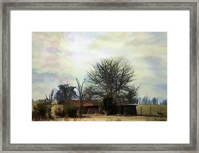 Almost Heaven Framed Print