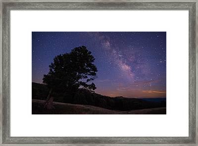 Almost Heaven Framed Print by Sean Mathews