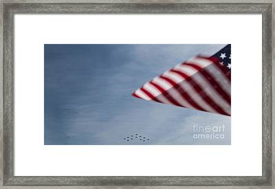 Framed Print featuring the photograph Almost Home by Angela DeFrias