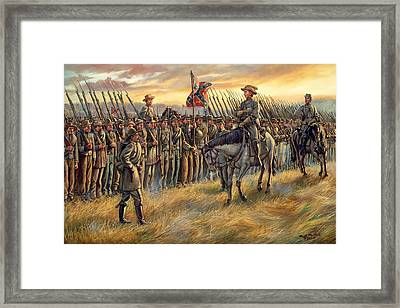 Almost Home Framed Print