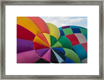 Almost Ready Framed Print by Patrice Zinck