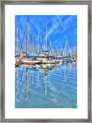 Almost Summer Framed Print by Heidi Smith
