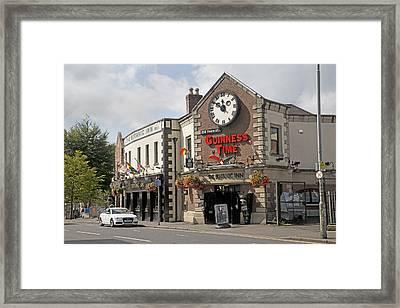 Almost Twelve Belfast Ireland Framed Print by Betsy Knapp