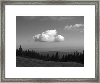 Alone  Framed Print by Dimitar K Atanassov