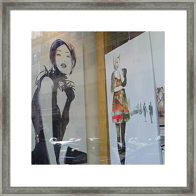 Alone Framed Print by Paul Lovering