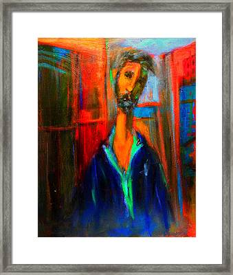 Aloneness  Framed Print