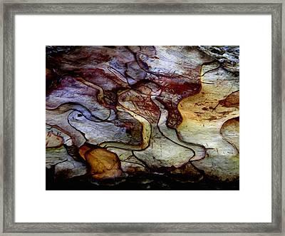 Along The Heavens  Framed Print by Tom Druin