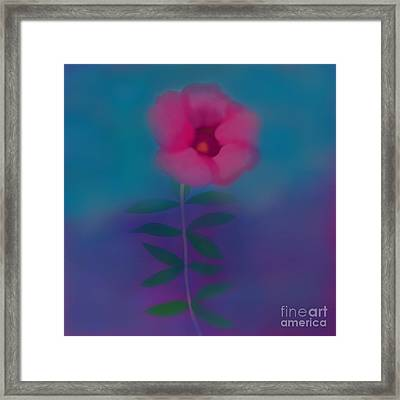 Framed Print featuring the photograph Aloof by Latha Gokuldas Panicker