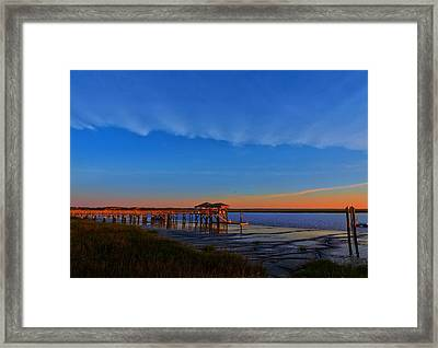 Framed Print featuring the photograph Already A Good Day by Laura Ragland