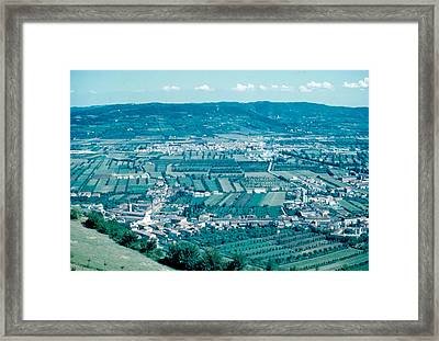 Alta Cicchato Italy 1962 Framed Print by Cumberland Warden