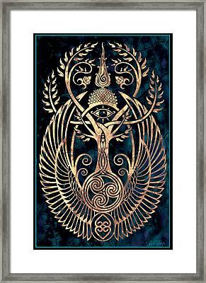 Altar #1 Framed Print by Cristina McAllister
