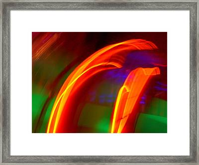 Alternative Dimension  Framed Print by James Welch