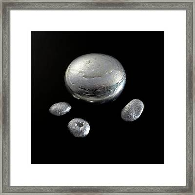 Aluminium Framed Print by Science Photo Library
