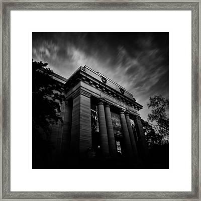 Alumni Memorial Hall Framed Print