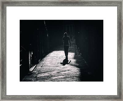 Always  Framed Print by A Rey