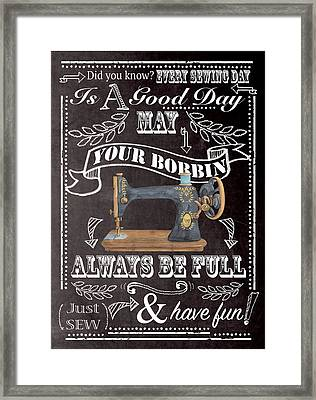 Always Be Full Framed Print
