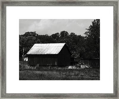 Always Gone Too Long Framed Print by Rebecca Sherman