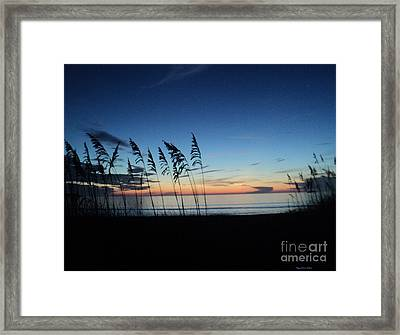 Always In Season Framed Print by Megan Dirsa-DuBois