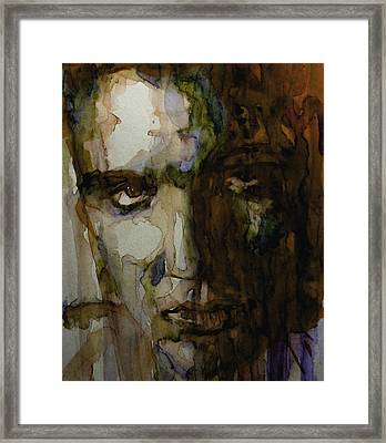 Always On My Mind Framed Print by Paul Lovering