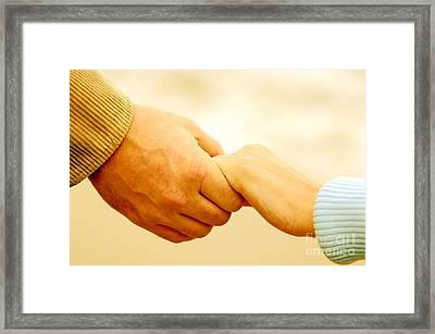 Always Together Framed Print