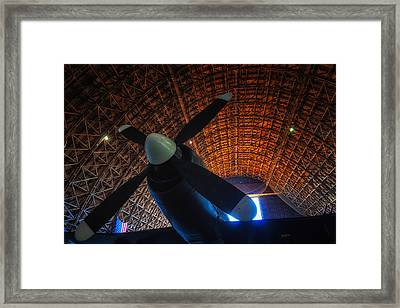 Am-1 Martin Mauler Framed Print by Thomas Hall