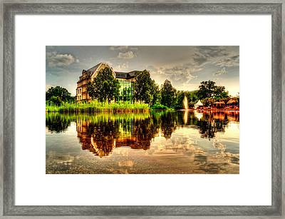 am See Framed Print by Alexander Drum