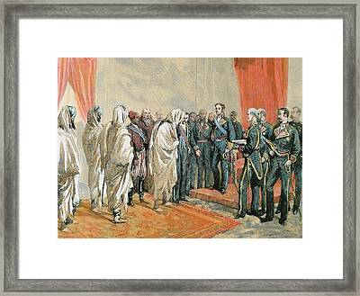Amadeo I (1845-1890 Framed Print