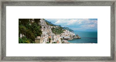 Amalfi, Italy Framed Print by Panoramic Images