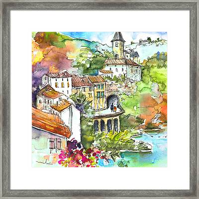 Ambialet 03 Framed Print by Miki De Goodaboom