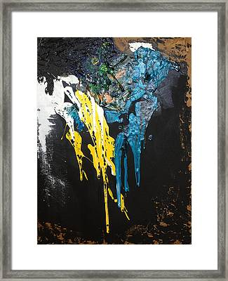 Ambiguous  Framed Print by Angelo Terracciano