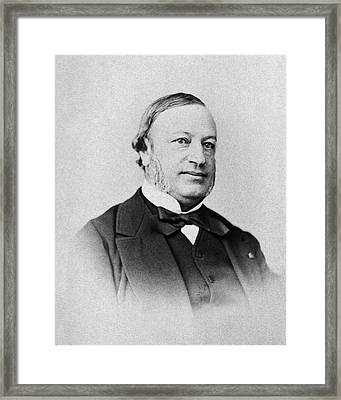Ambroise Tardieu Framed Print by National Library Of Medicine
