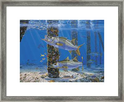 Ambush In0027 Framed Print