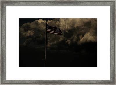 Framed Print featuring the photograph America....... by Jessica Shelton