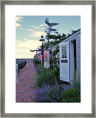America The Beautiful Framed Print by James McAdams