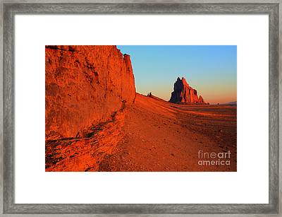 America The Beautiful New Mexico 1 Framed Print by Bob Christopher