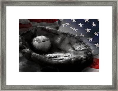 American Classic Framed Print by Daniel Hagerman