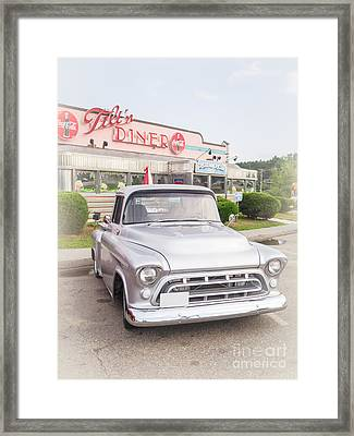 American Classics Framed Print by Edward Fielding