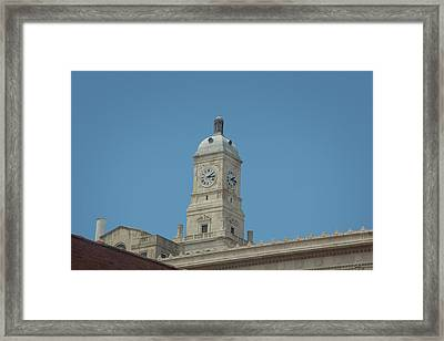 American Commercial And Savings Bank Framed Print by Panoramic Images