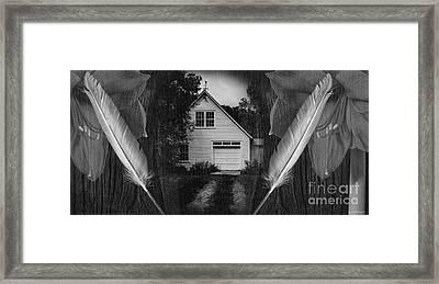 American Dream Framed Print by Edward Fielding
