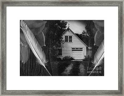 American Dream II Framed Print by Edward Fielding