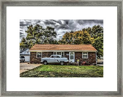 American Dream Revisited  Framed Print