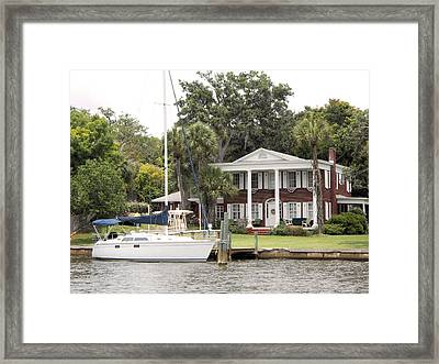 American Dream Framed Print by Richard Barone
