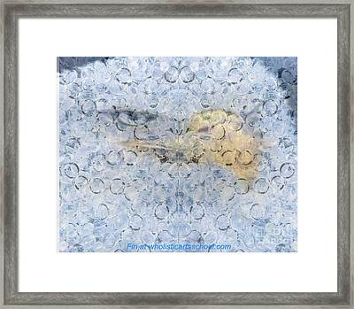 American Eagle Art Framed Print